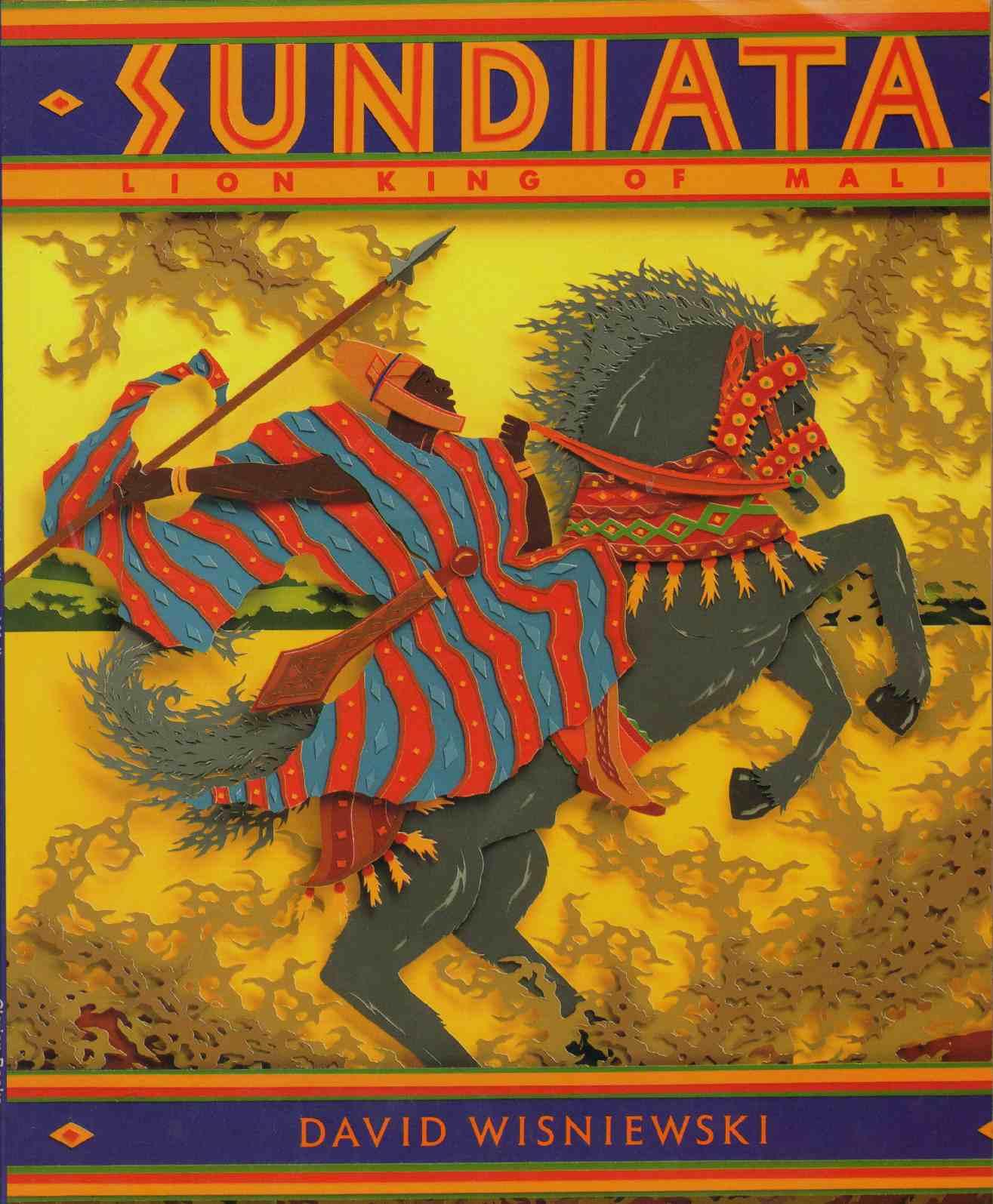 Image for SUNDIATA Lion King of Mali