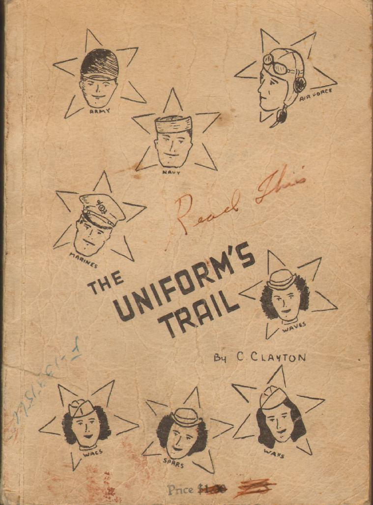THE UNIFORM'S TRAIL, Hamilton, Charles Clayton