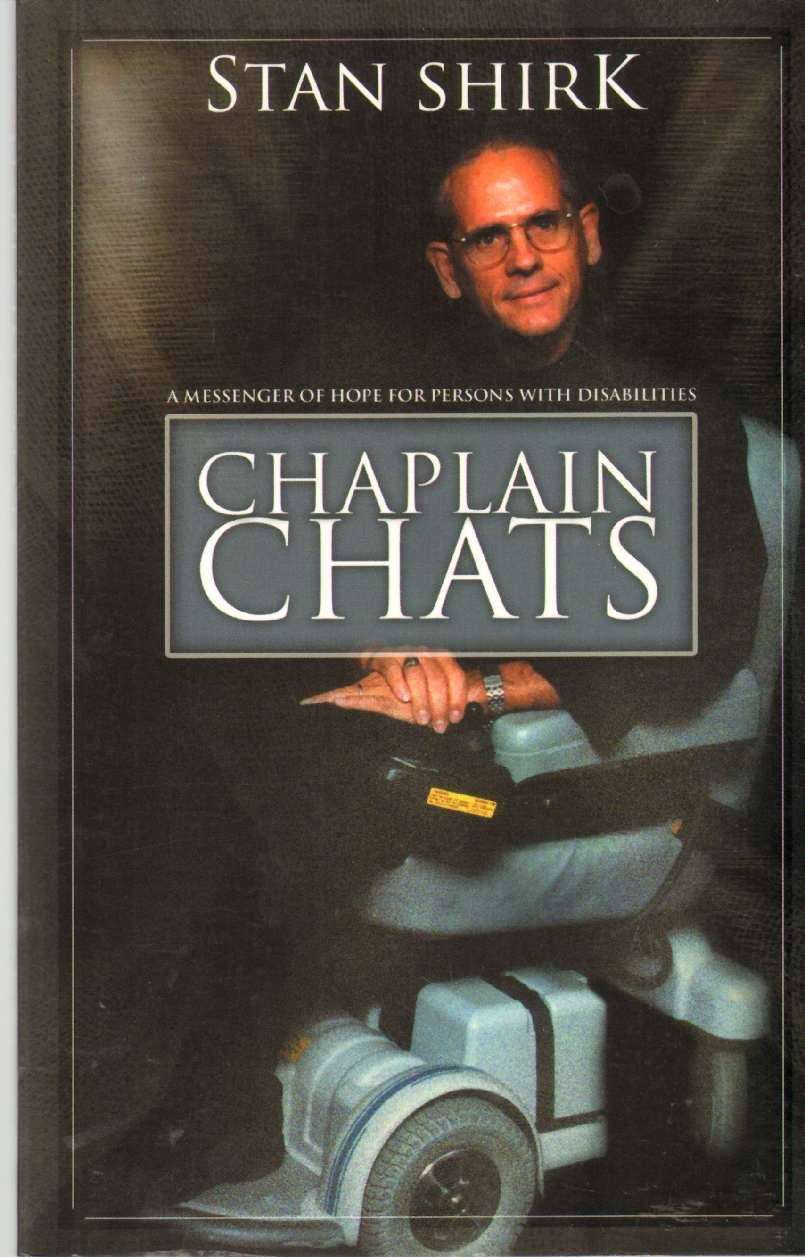 Image for CHAPLAIN CHATS A Message of Hope for Persons with Disabilities