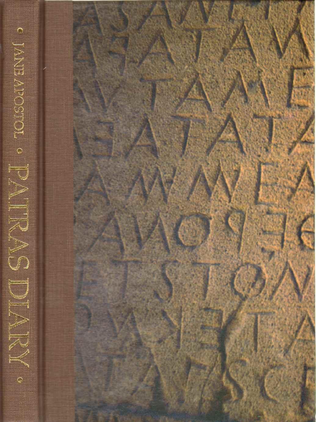 PATRAS DIARY, Apostol, Jane