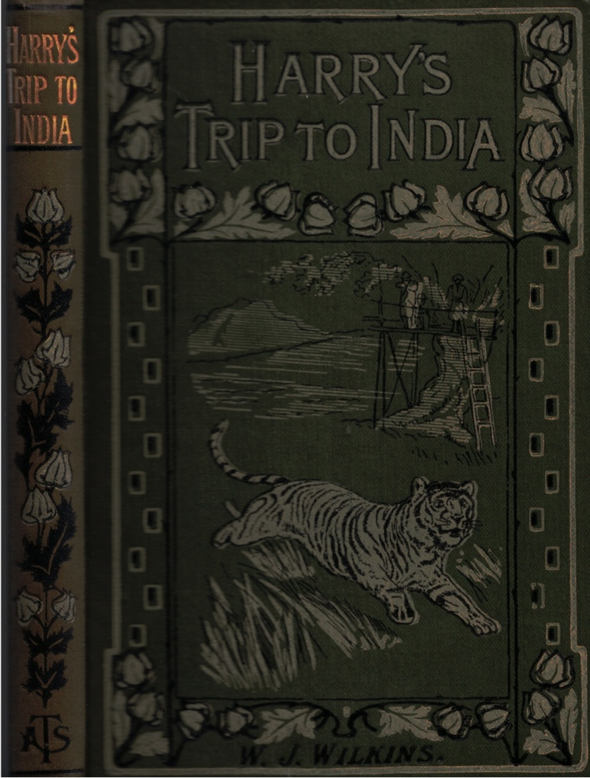 Image for Harry's Trip To India