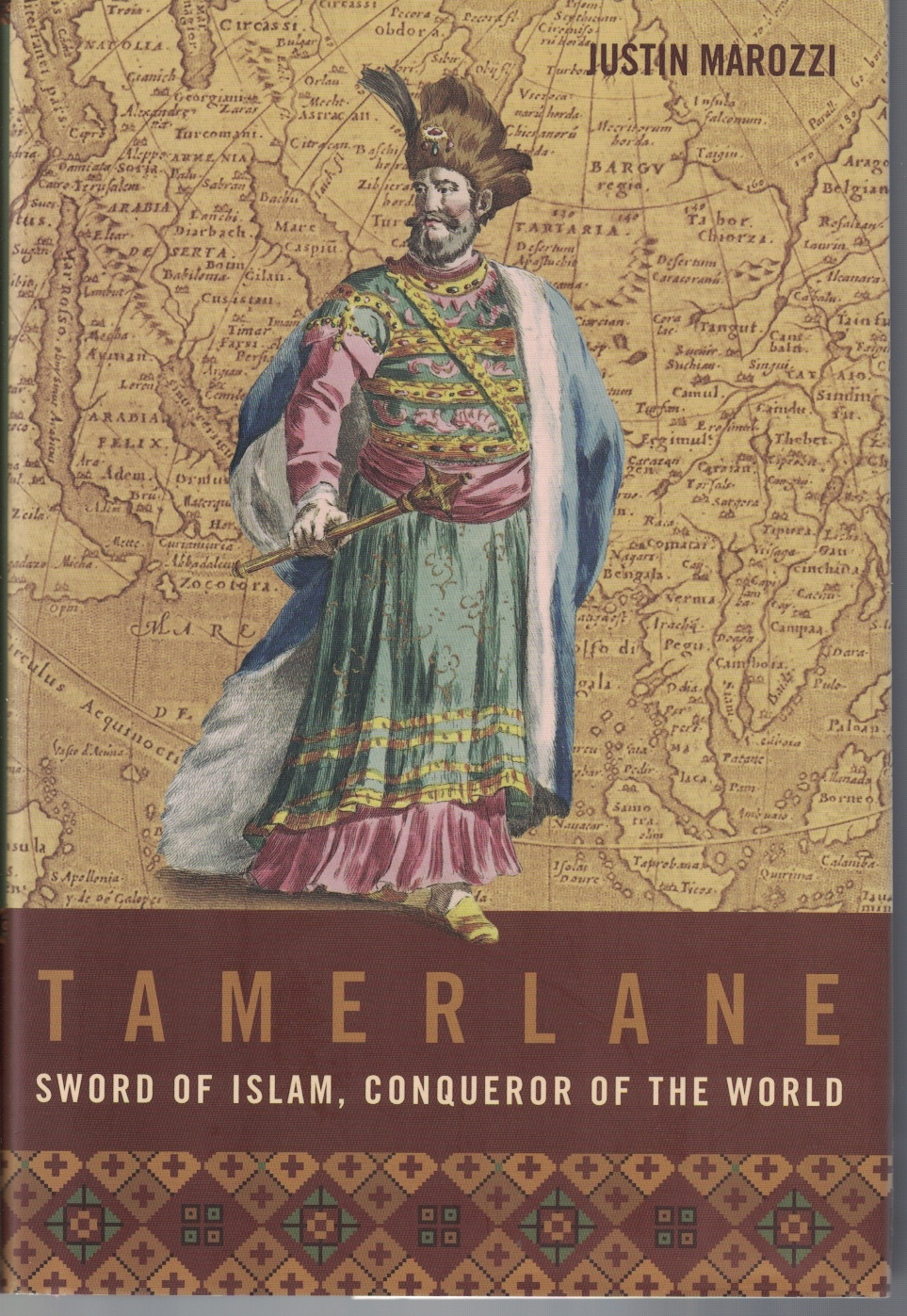 Image for Tamerlane Sword of Islam, Conqueror of the World