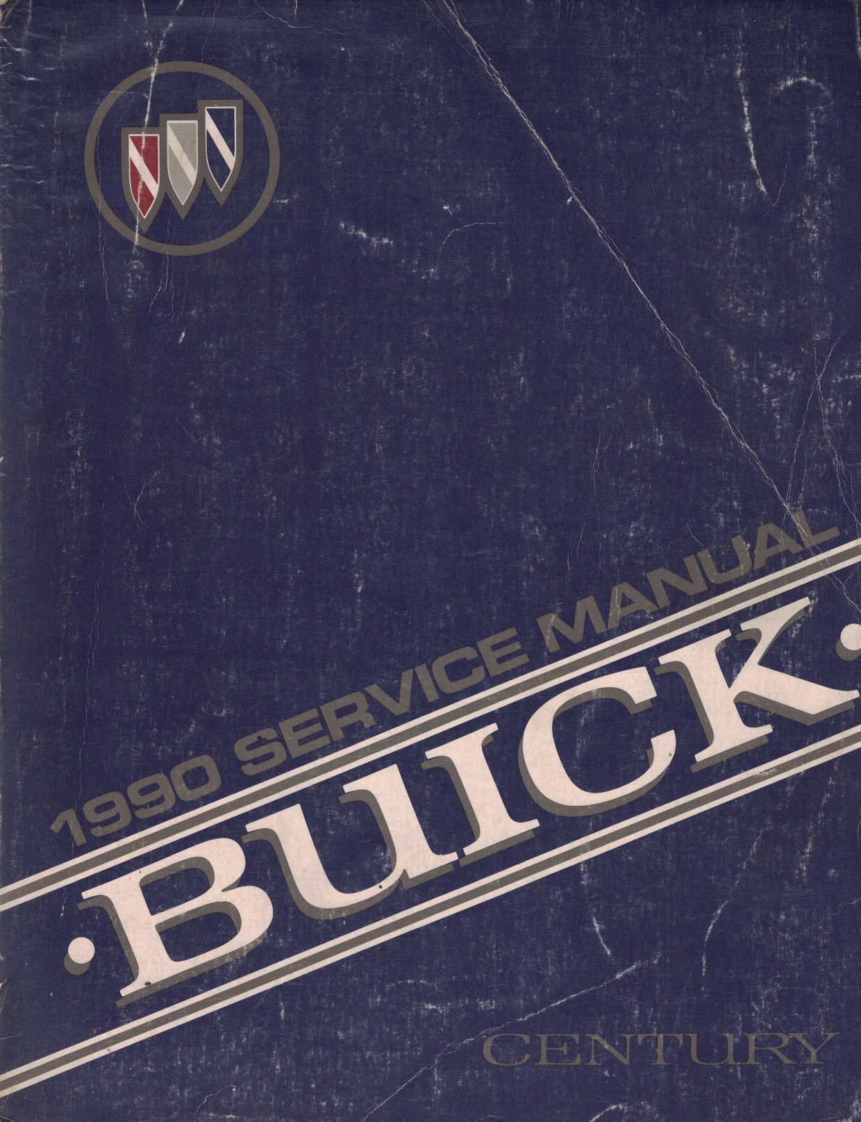 Image for 1990 Buick Century Service Manual