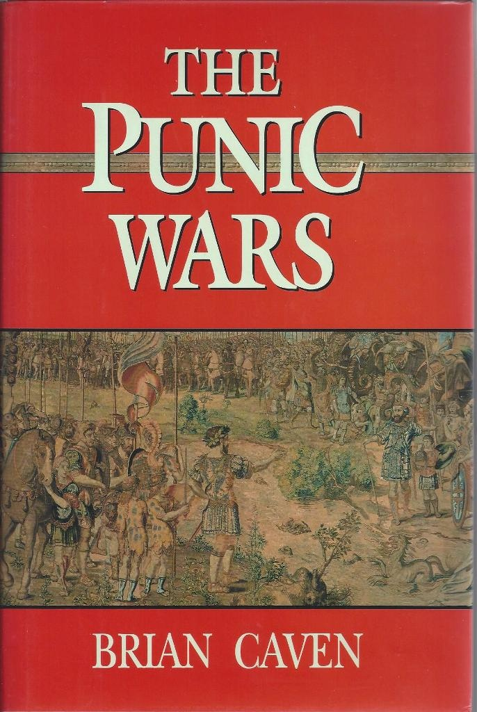 The Punic Wars, Caven, Brian