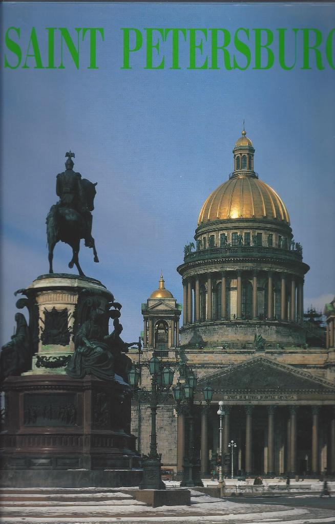 Image for St. Petersburg Founded on 27 May 1703