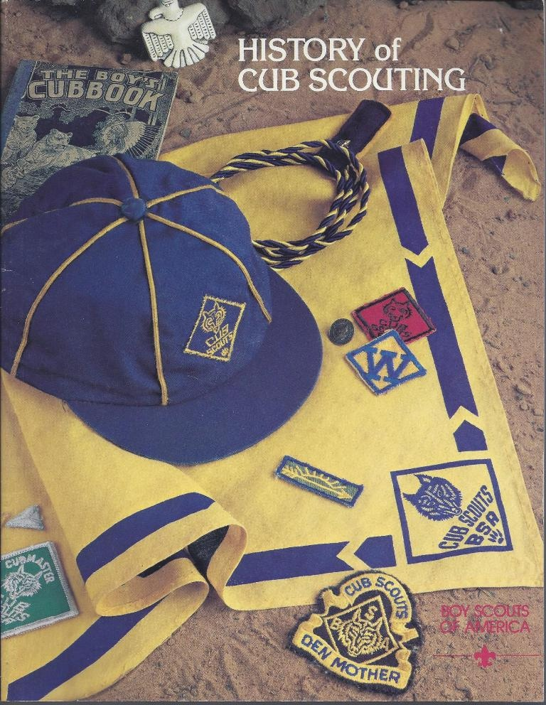 History of Cub Scouting, N/A