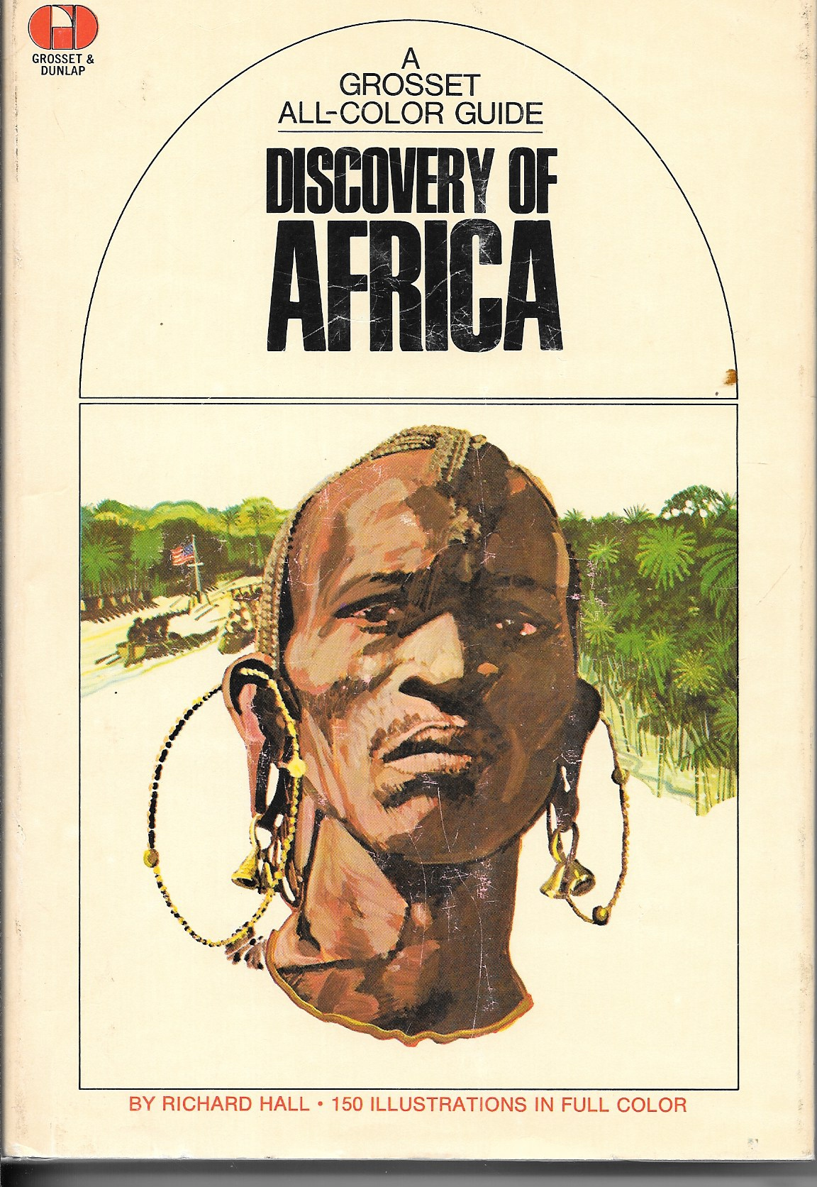 Image for Discovery Of Africa A Grosset All-Color Guide