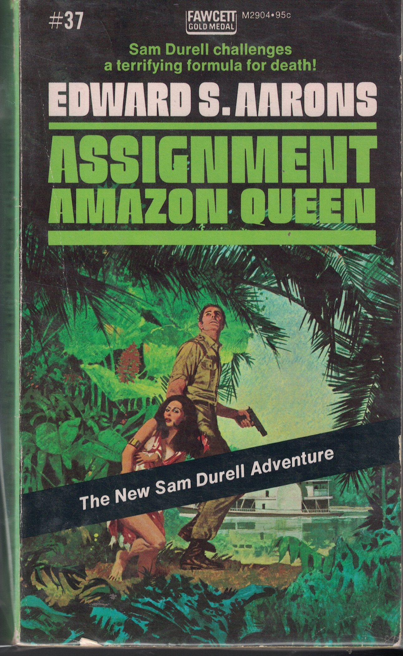 Image for Assignment Amazon Queen #37