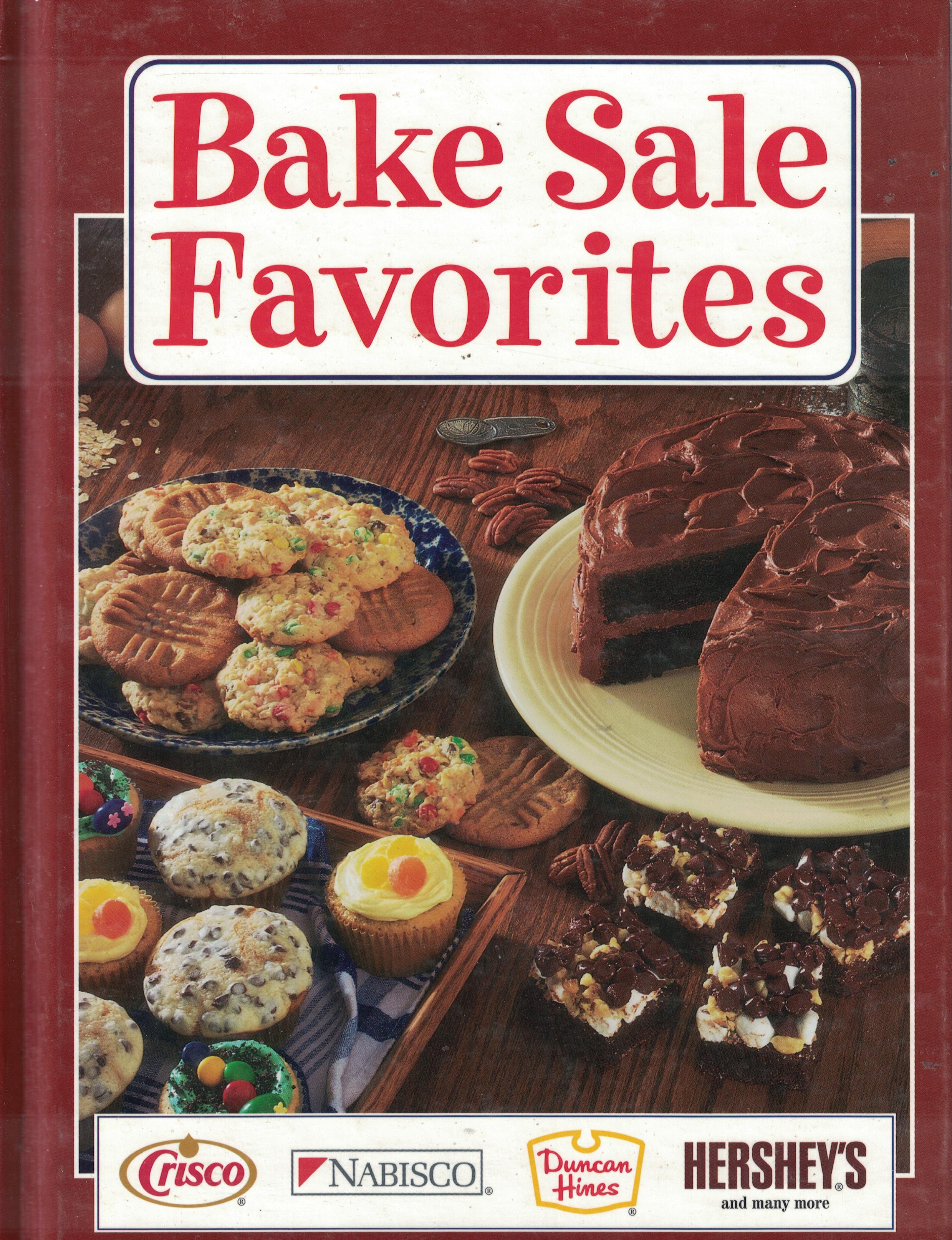 Image for Bake Sale Favorites