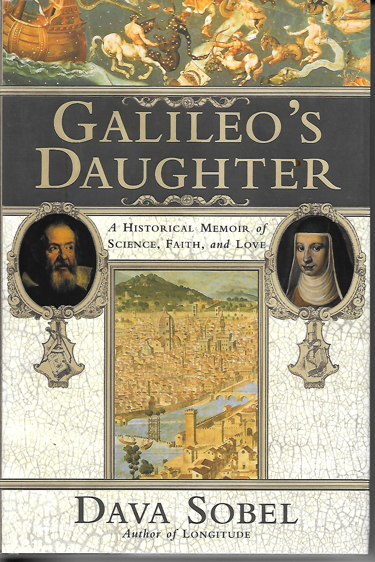 Image for Galileo's Daughter A Historical Memoir of Science, Faith and Love