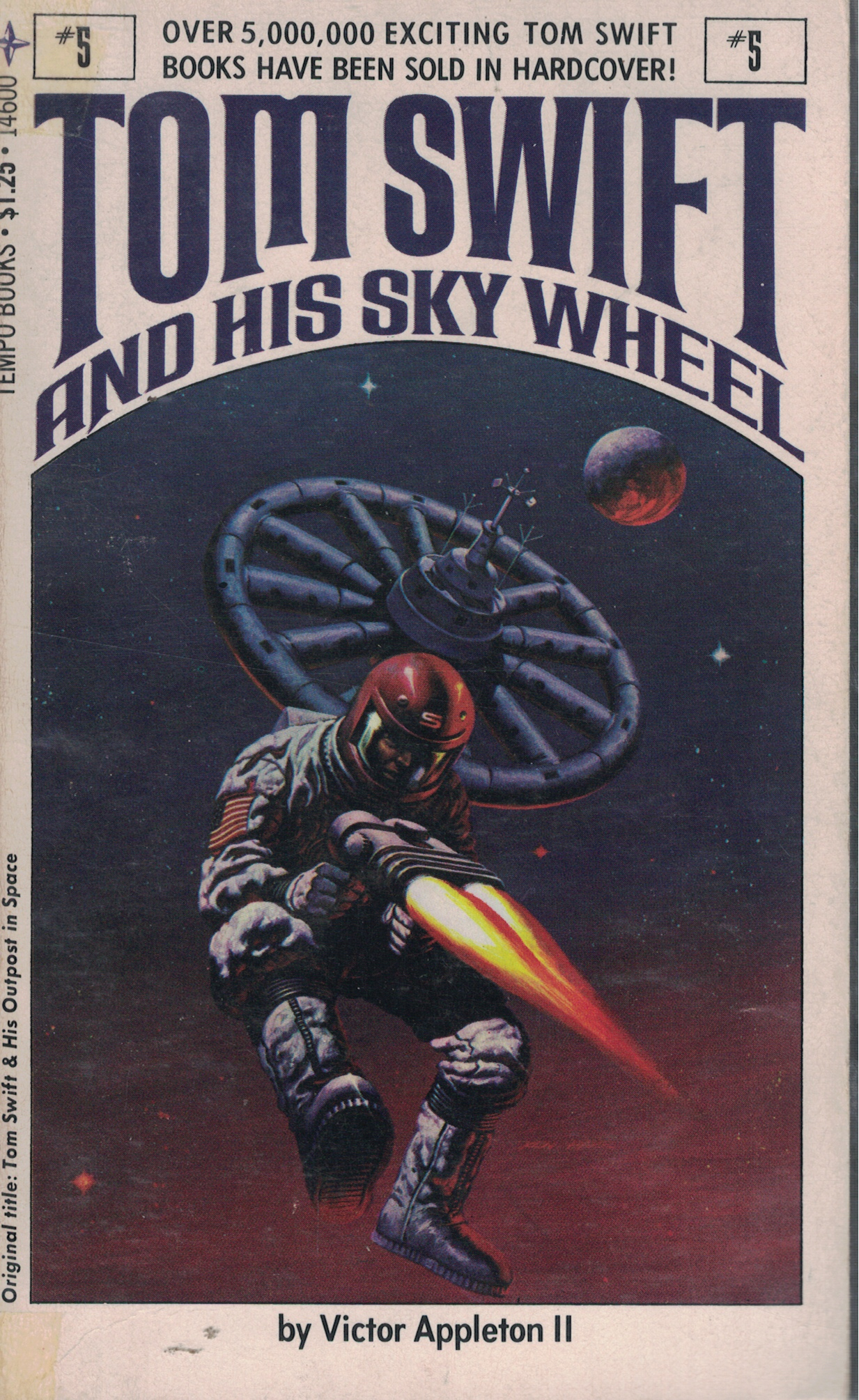 Image for Tom Swift And His Sky Wheel # 5