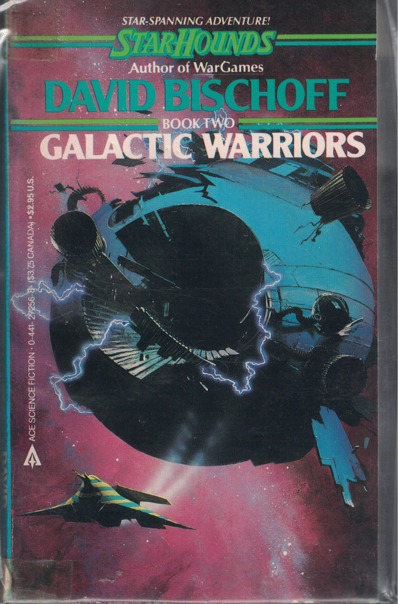 Image for Galactic Warriors Book 2
