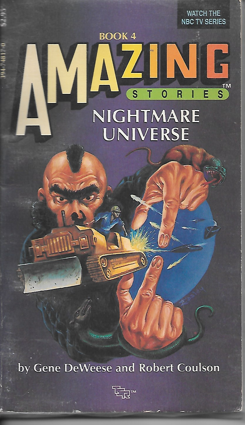 Image for Nightmare Universe