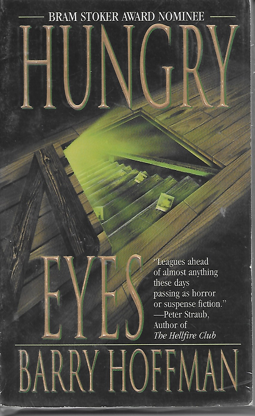 Image for Hungry Eyes