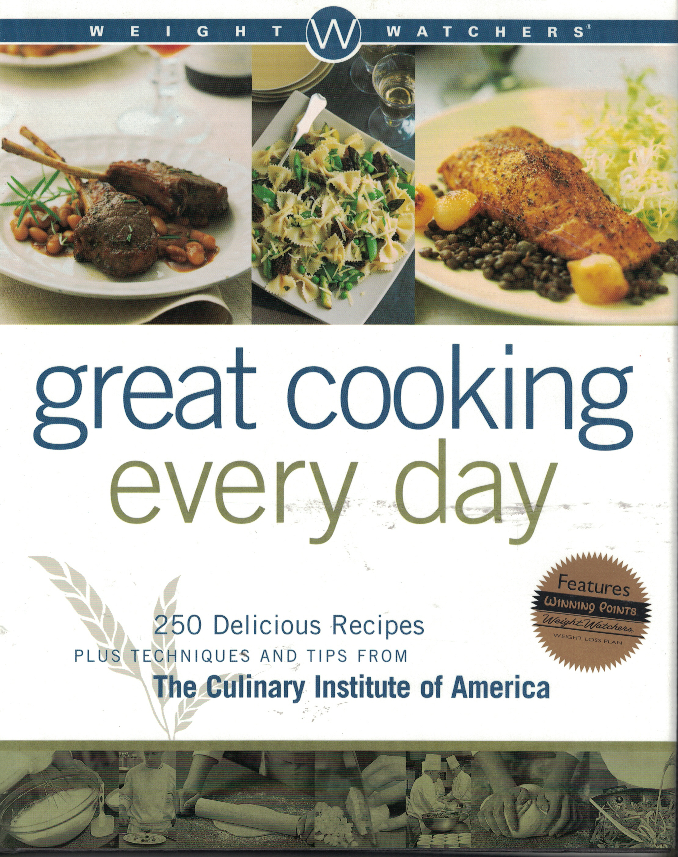 Image for Great Cooking Every Day 250 Delicious Recipes