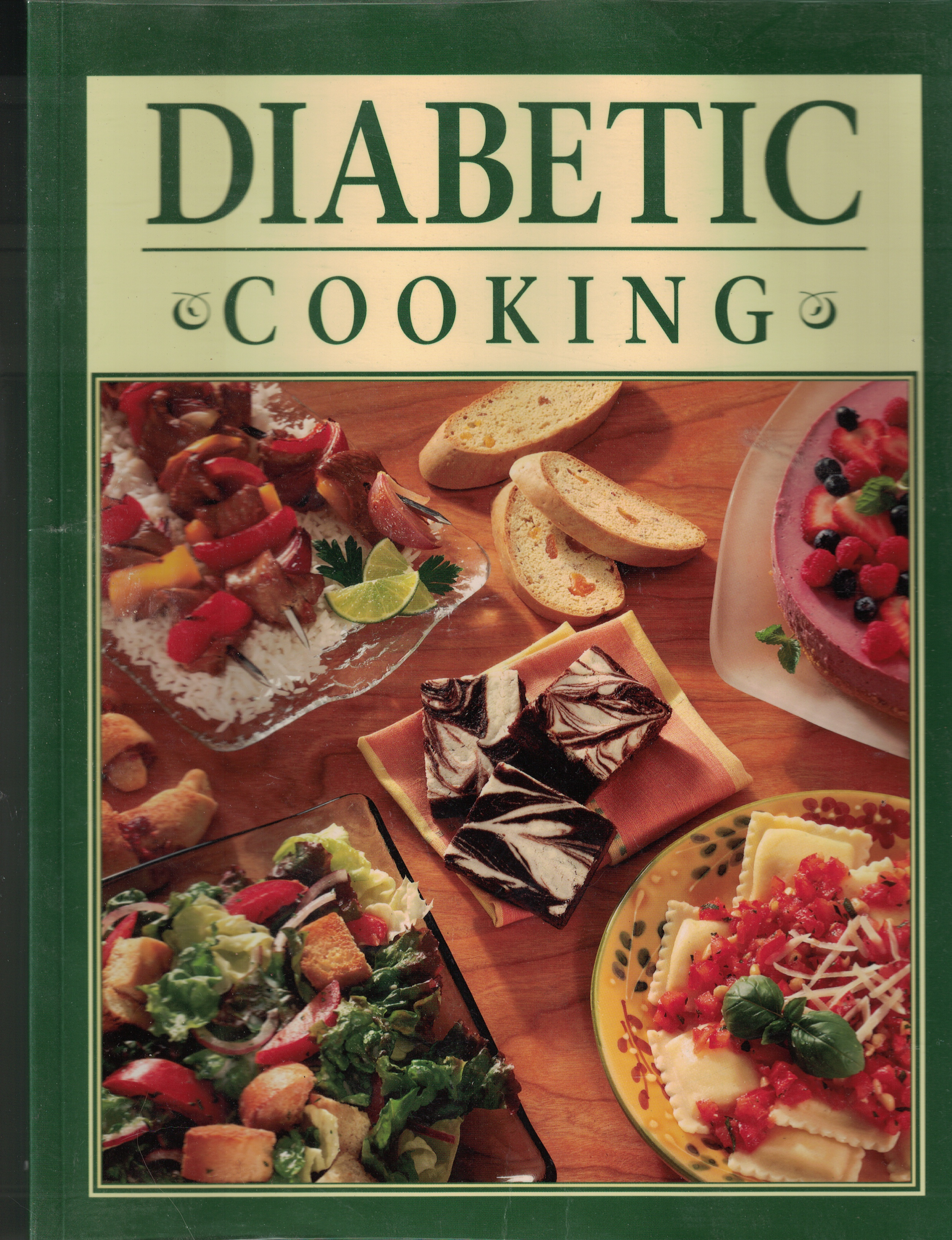 Image for Diabetic Cooking