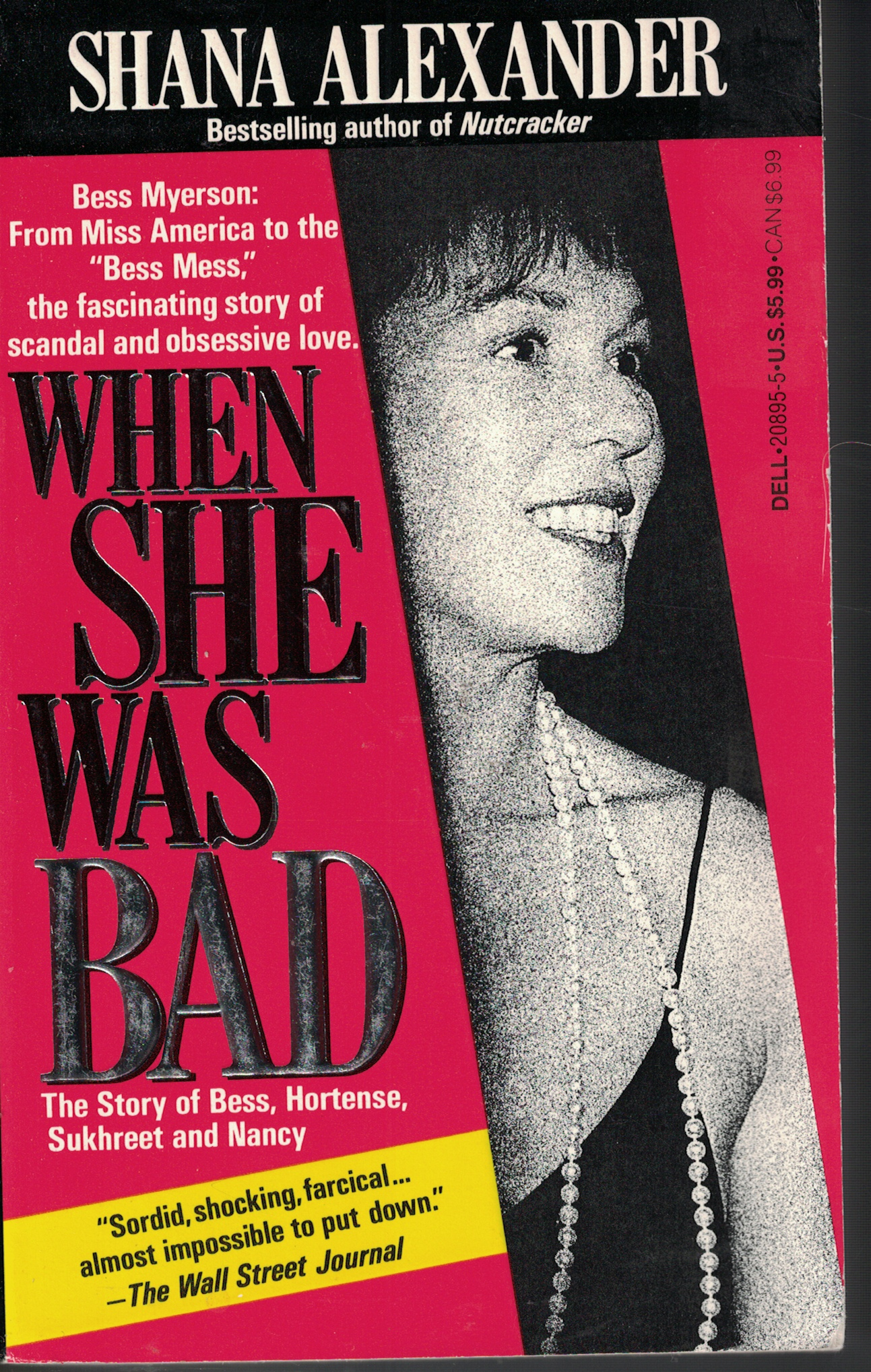 Image for When She Was Bad Story of Bess, Hortense, Sukhreet and Nancy