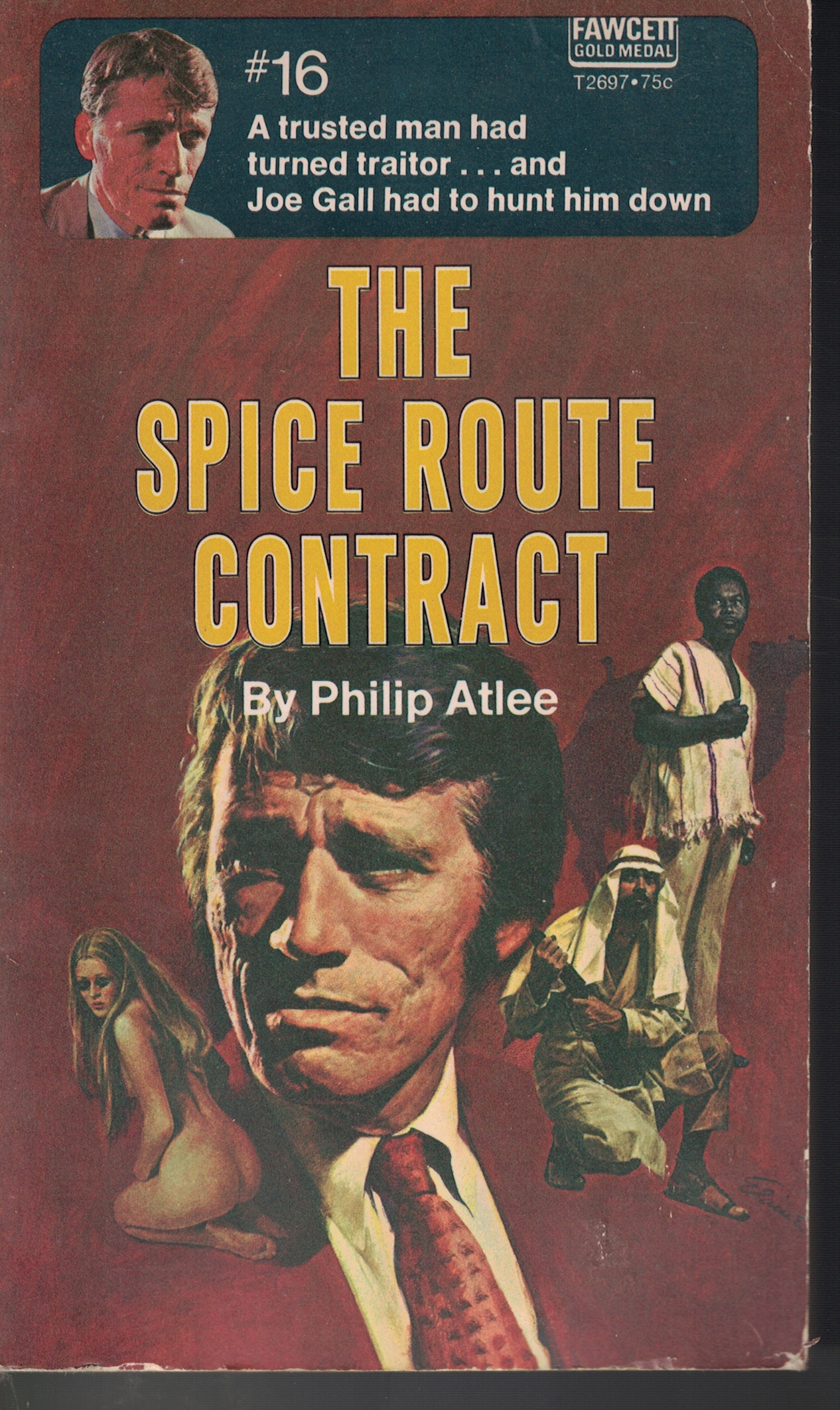 Image for Spice Route Contract