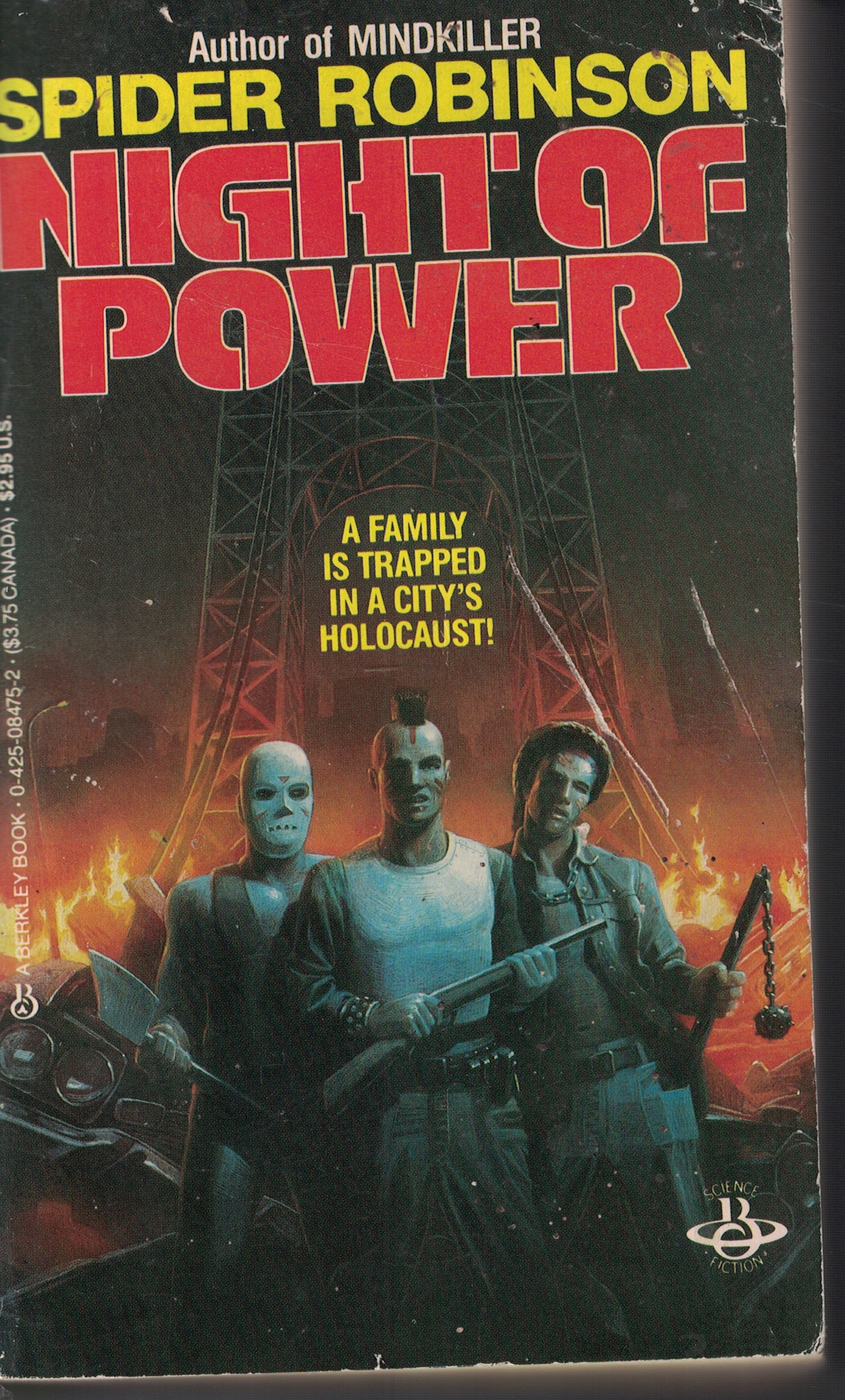 Image for Night Of Power