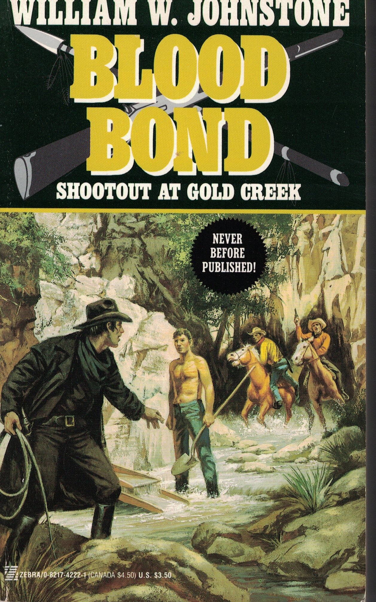 Image for Shootout At Gold Creek