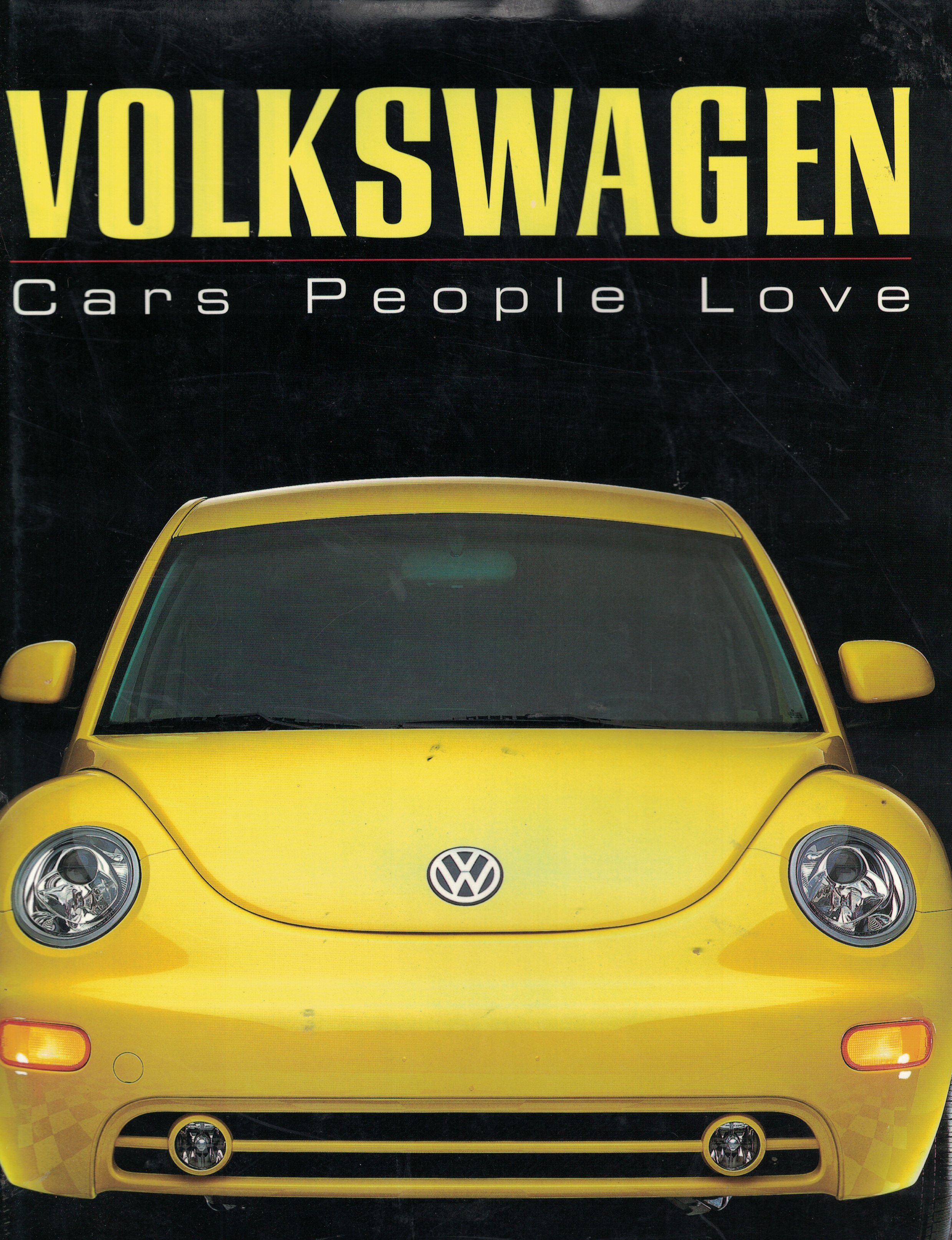 Image for Volkswagen Cars People Love