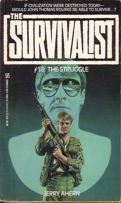Image for The Survivalist #18 - The Struggle