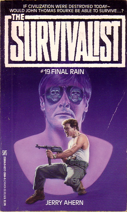 Image for The Survivalist #19 - Final Rain