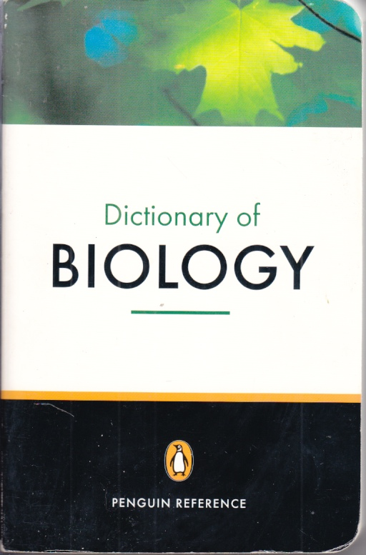Image for The Penguin Dictionary Of Biology