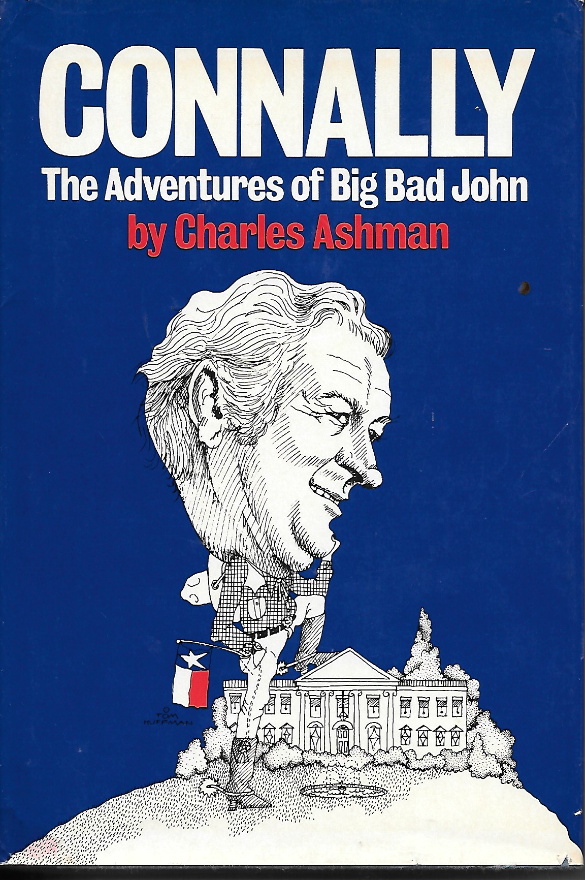 Image for Connally The Adventures of Big Bad John
