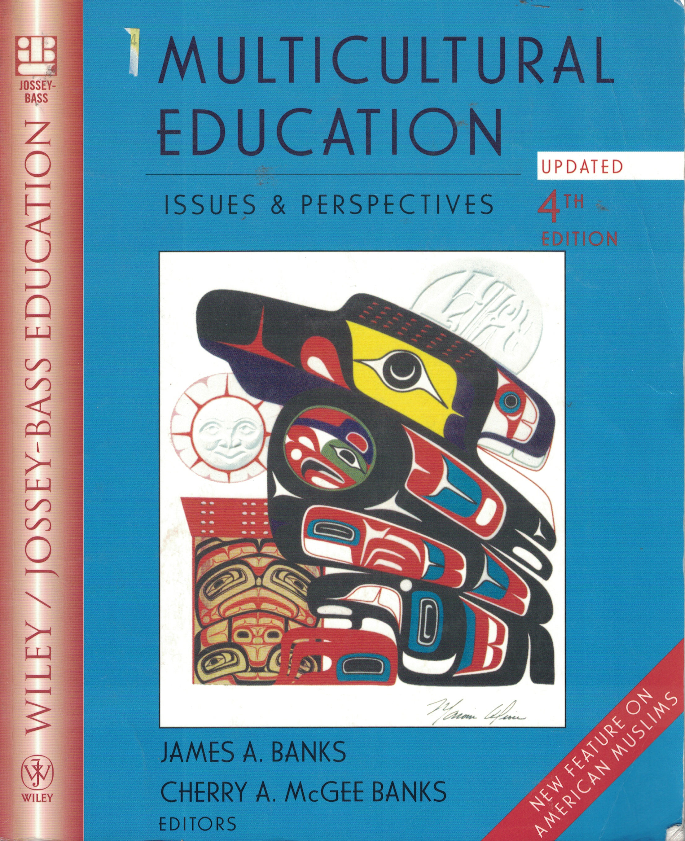 Image for Multicultural Education Issues and Perspectives
