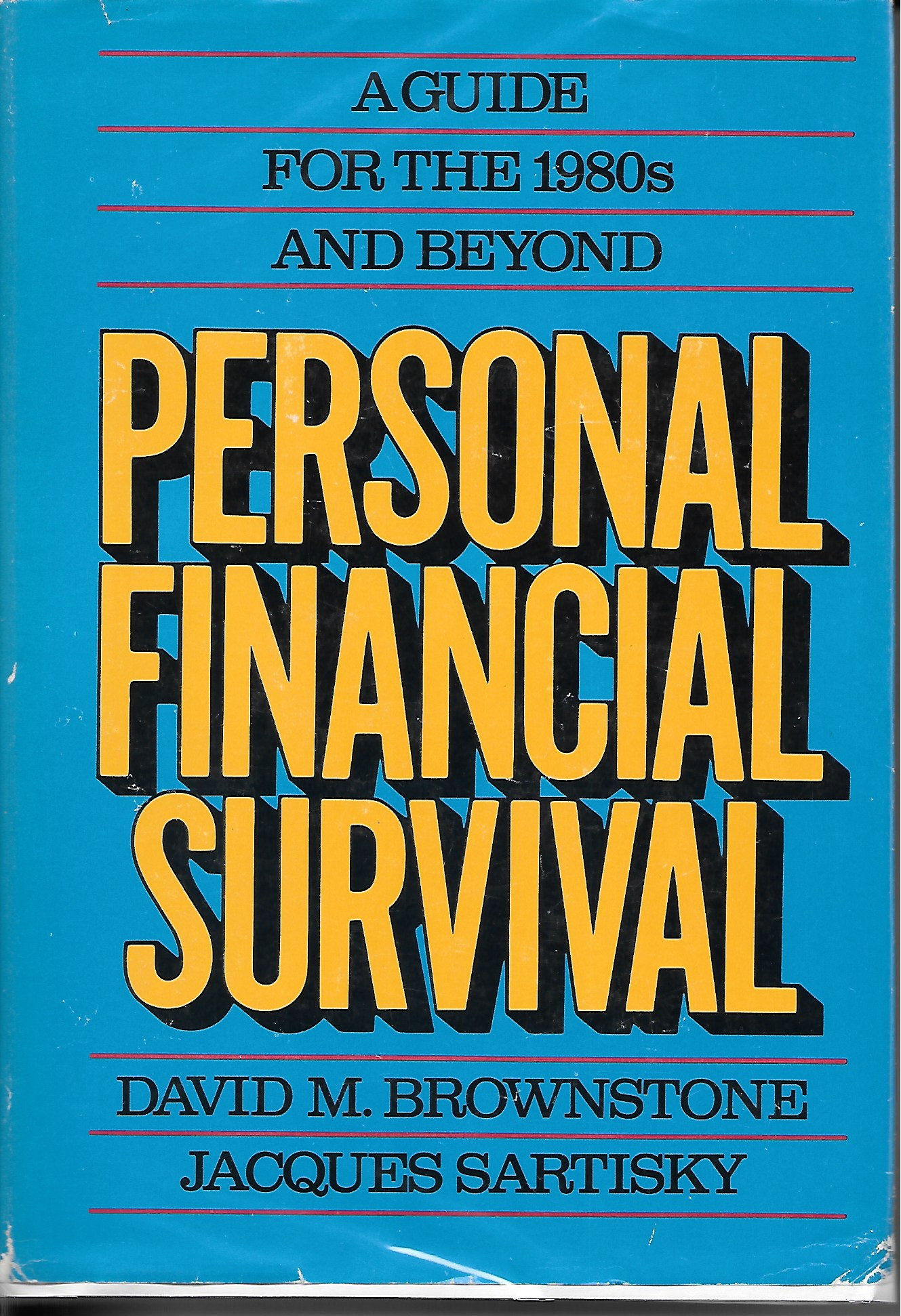 Image for Personal Financial Survival