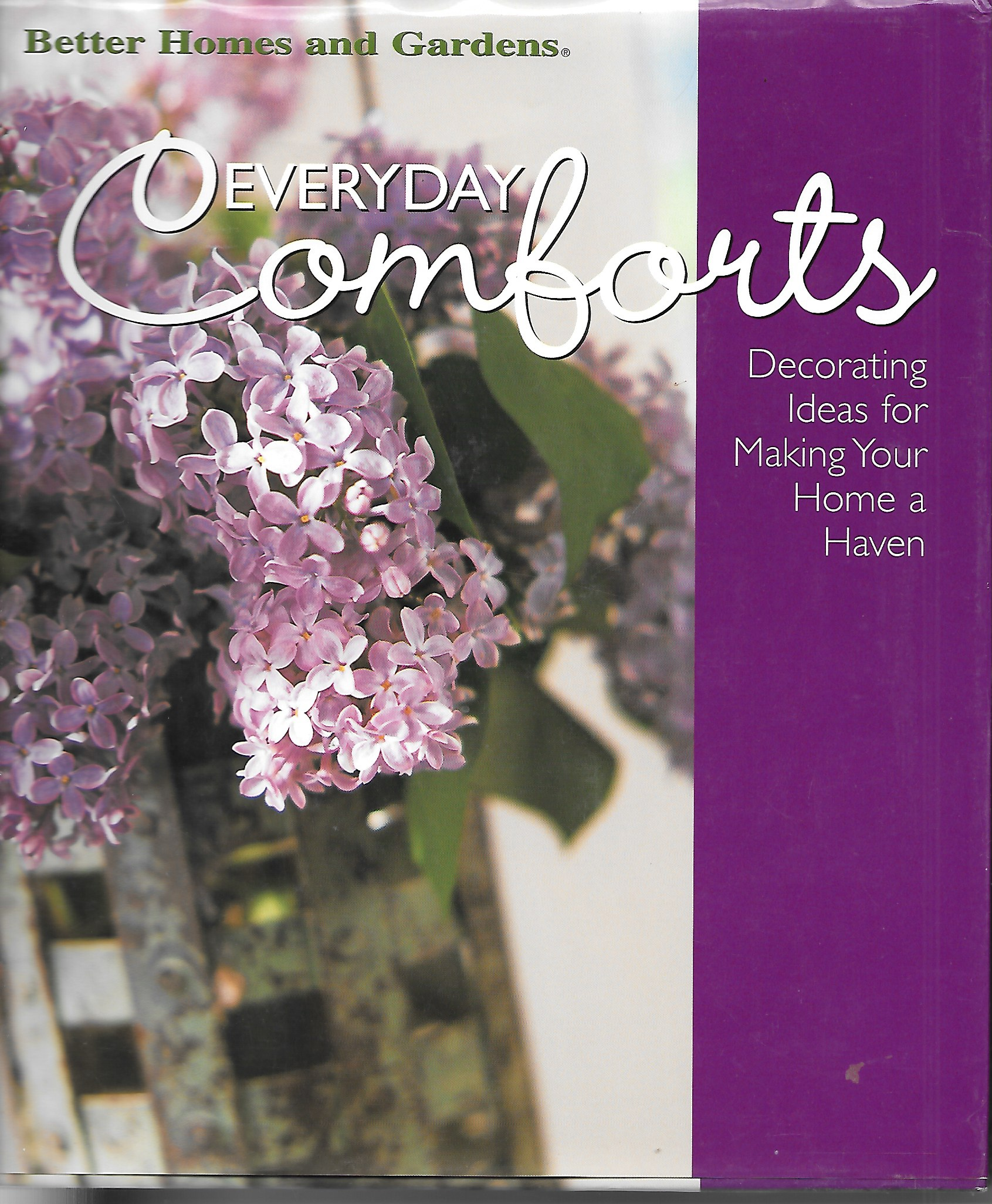 Image for Everyday Comforts Decorating Ideas for Making Your Home a Haven