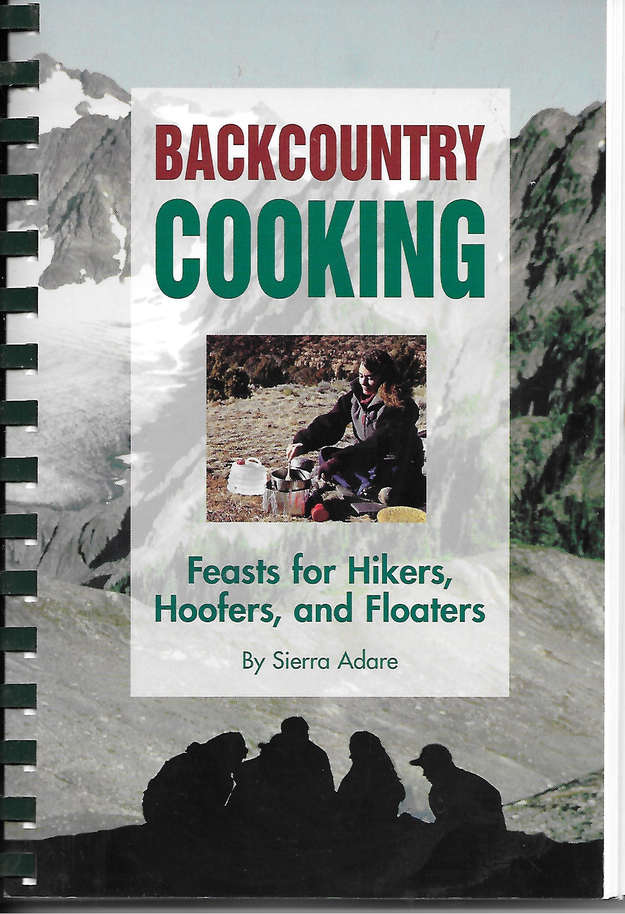 Image for Backcountry Cooking Feast for Hikers, Hoofers and Floaters