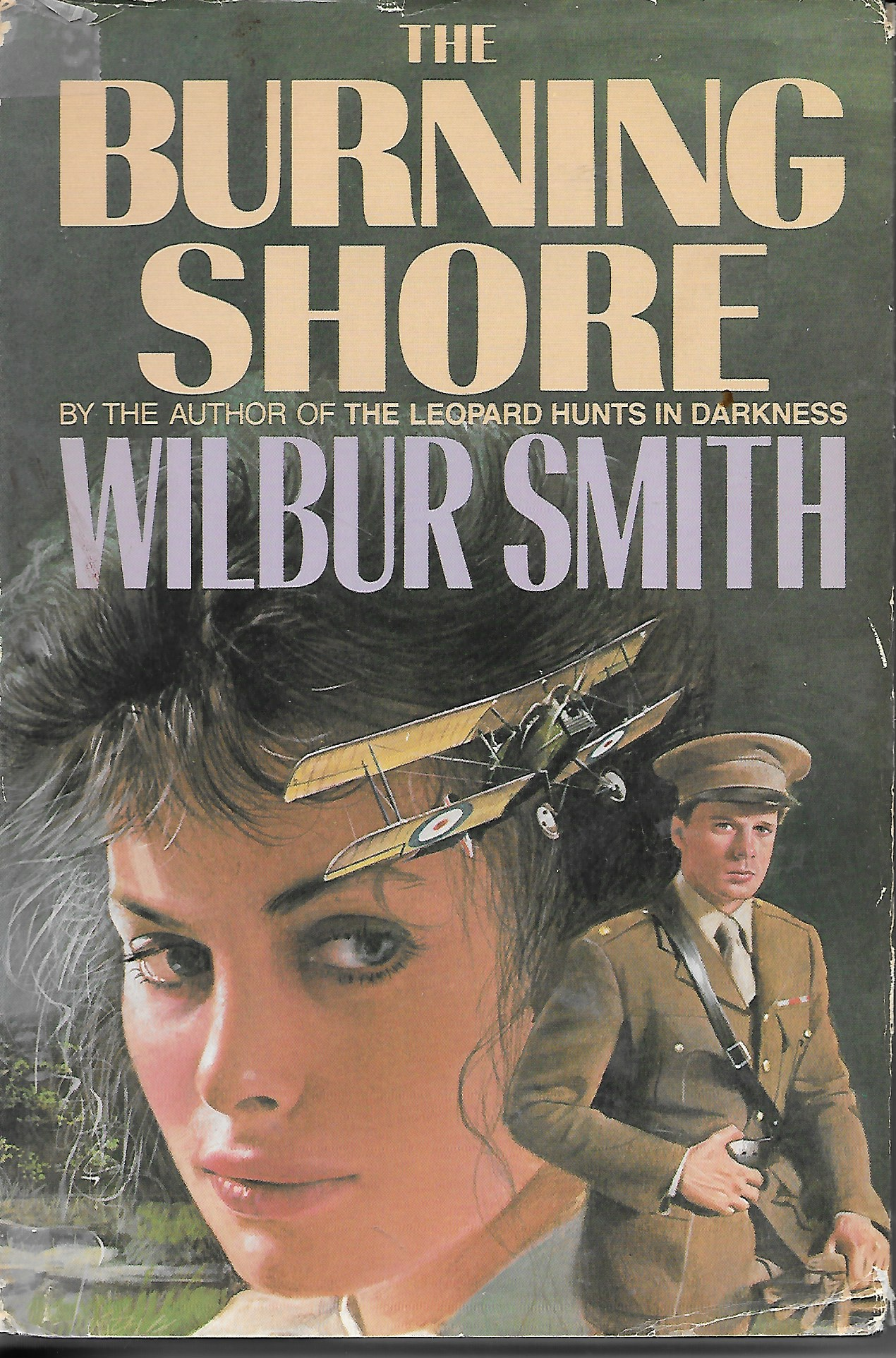 Image for The Burning Shore