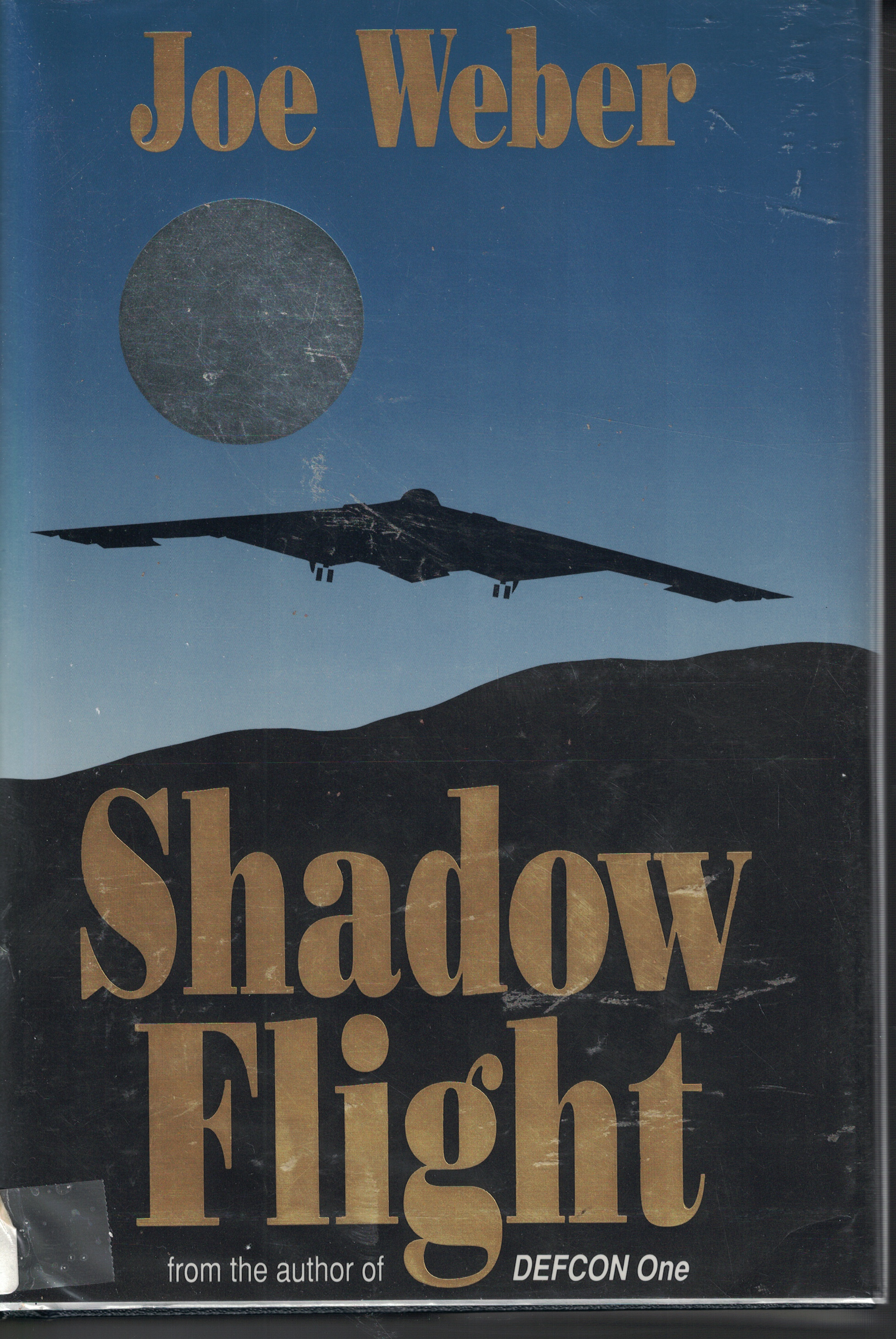 Image for Shadow Flight