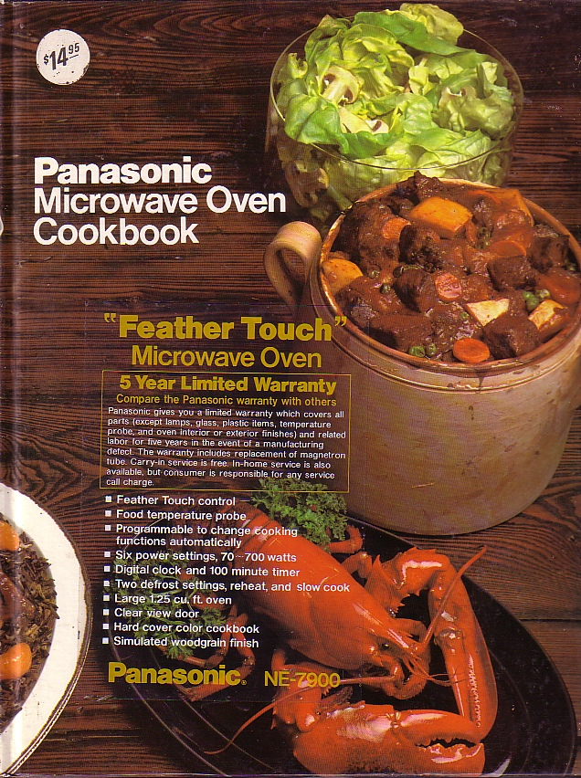 Image for Microwave Oven Cookbook