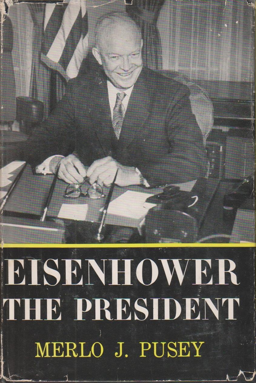 Image for Eisenhower the President