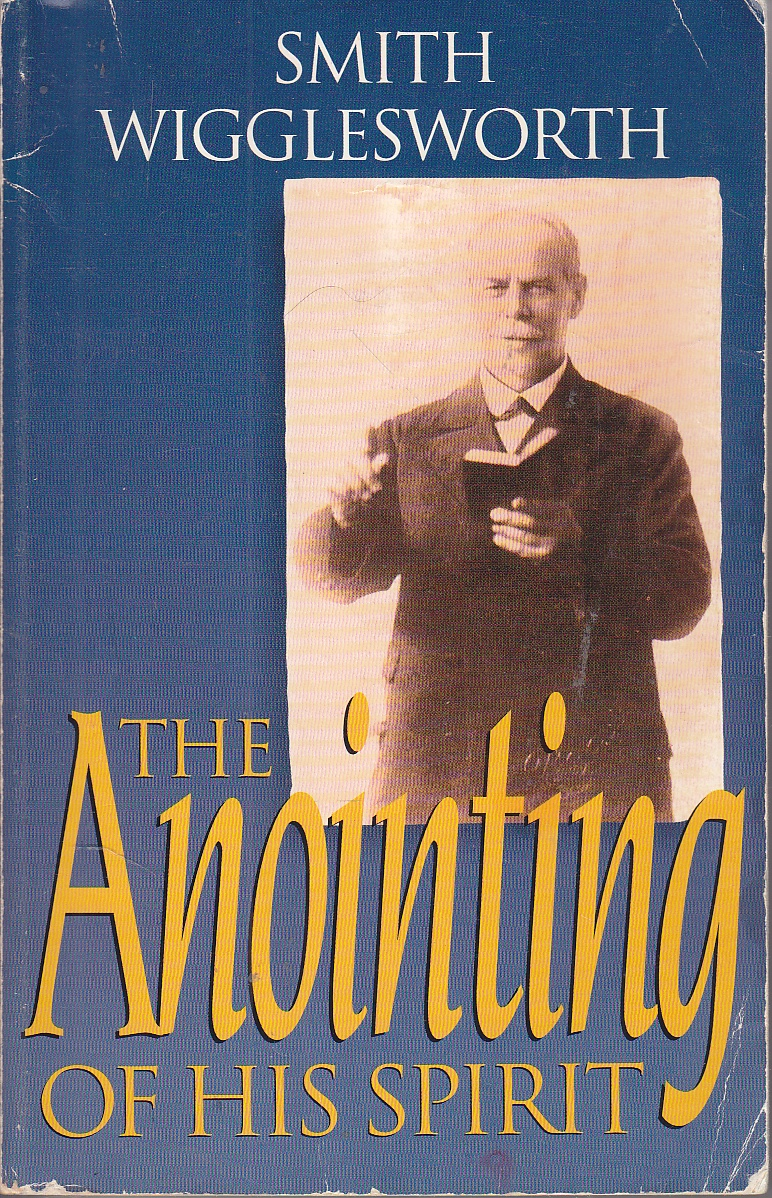 Image for The Anointing of His Spirit