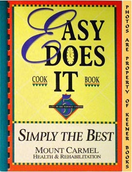 Image for Easy Does It Cookbook : Simply The Best