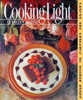 Image for Cooking Light Cookbook 1992