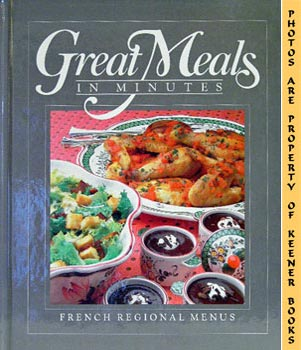 Image for Great Meals In Minutes - French Regional Menus