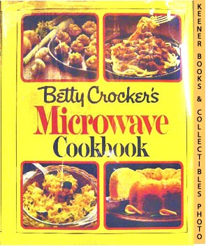 Image for Betty Crocker's Microwave Cookbook