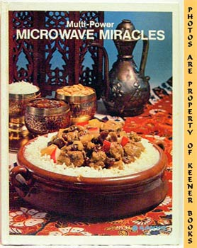 Image for Multi-Power Microwave Miracles - From Sanyo