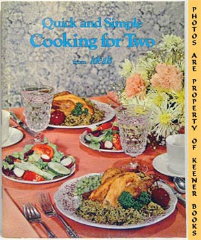 Image for Quick And Simple Cooking For Two From Ideals