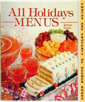 Image for Ideals All Holidays Menus