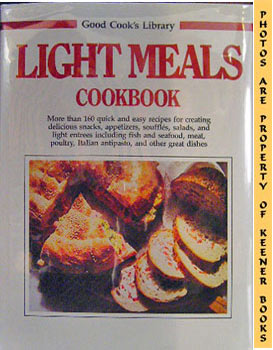 Image for Light Meals Cookbook: Good Cook's Library Series