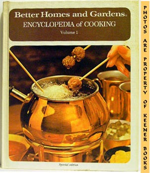 Image for Better Homes And Gardens Encyclopedia Of Cooking (ABA to BAC)