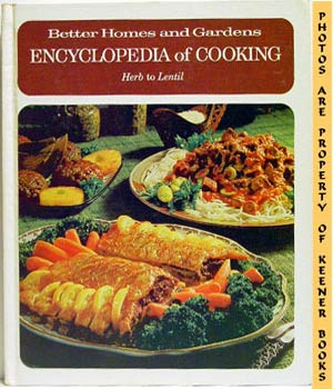 Image for Better Homes And Gardens Encyclopedia Of Cooking (HER To LEN)