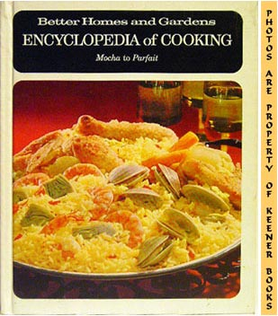 Image for Better Homes And Gardens Encyclopedia Of Cooking (MOC To PAR)