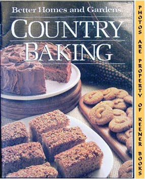 Image for Better Homes And Gardens Country Baking
